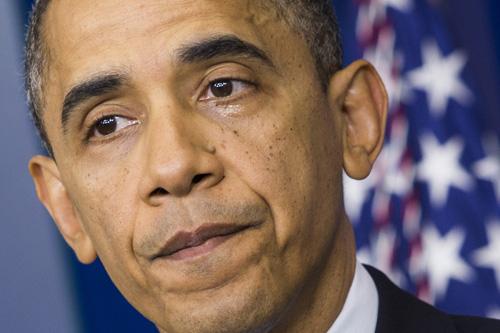 DC: President Obama Delivers Remarks On School Shooting