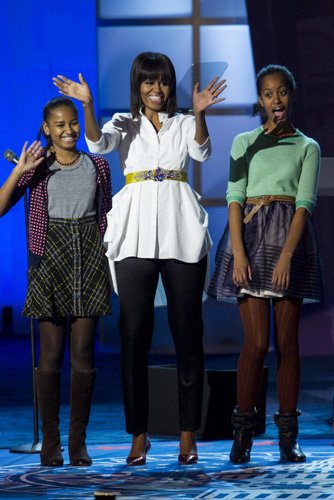 DC: Kids' Inaugural Concert