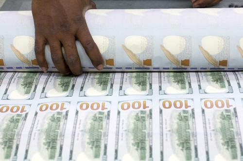 DC: Printing The New US $100 Bill
